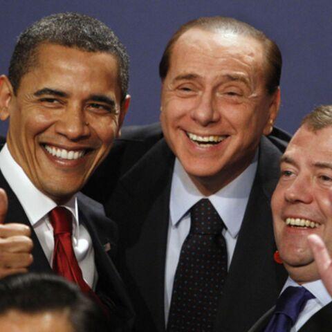 G20: Silvio Berlusconi s'enflamme contre la presse italienne