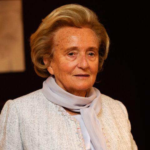 Quand Bernadette Chirac se fâche