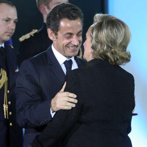 Photos: Bernadette Chirac épinglée, les stars lui piquent la vedette