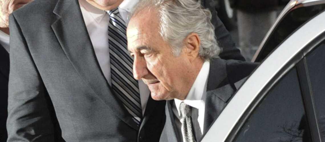 Bernard Madoff, passé à tabac