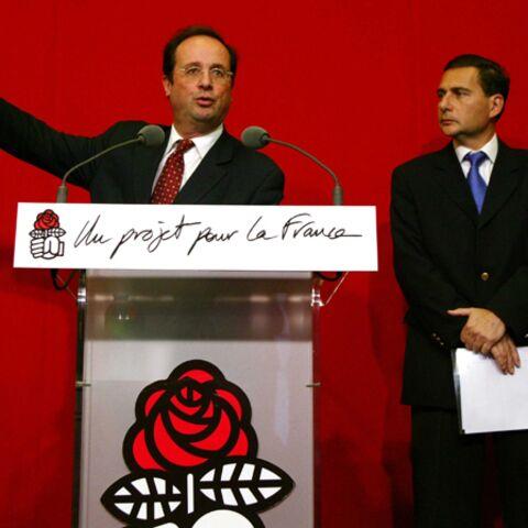 Eric Besson, François Hollande et les majorettes