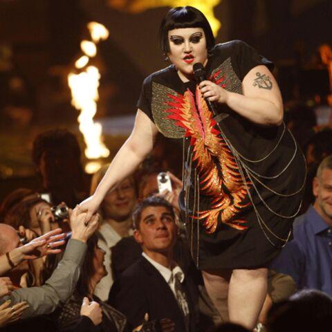The Gossip offrent un concert privé exceptionnel aux Parisiens