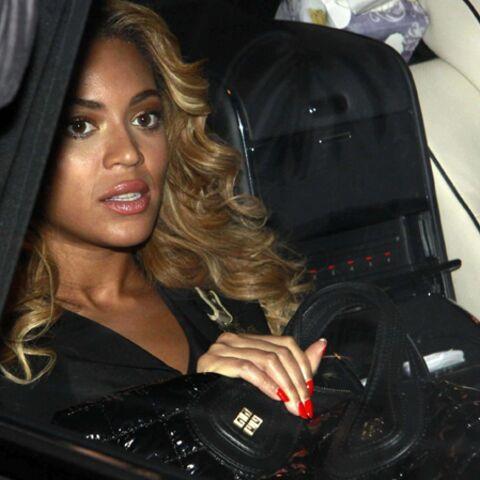 Beyoncé arrêtée par la police