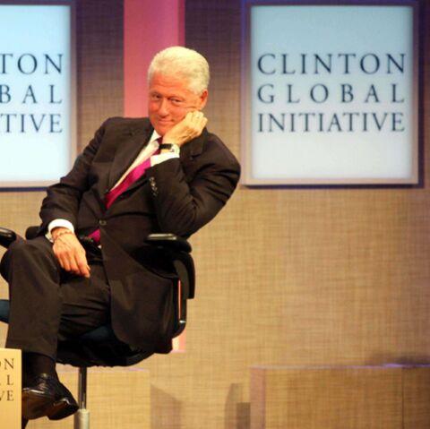 Les confidences d'un Bill Clinton très vert