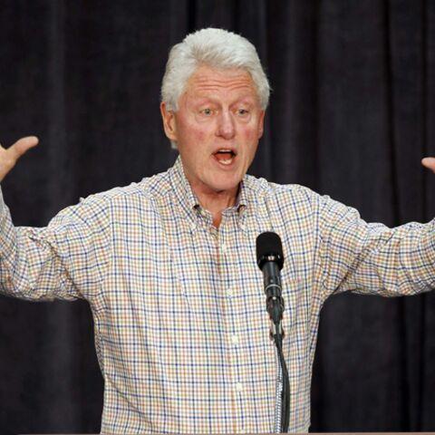 Bill Clinton: ses paroles en l'air vendues aux enchères