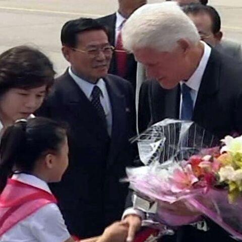 Bill Clinton, envoyé très spécial d'Hillary en Corée du Nord