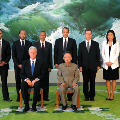Bill Clinton gagne son bras de fer en Corée du Nord