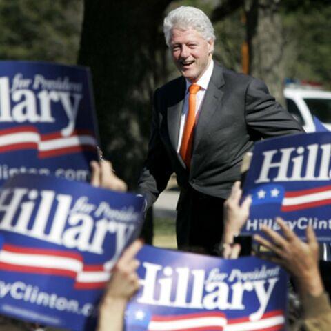 Bill Clinton: «j'espère qu'on aura une femme présidente de mon vivant»