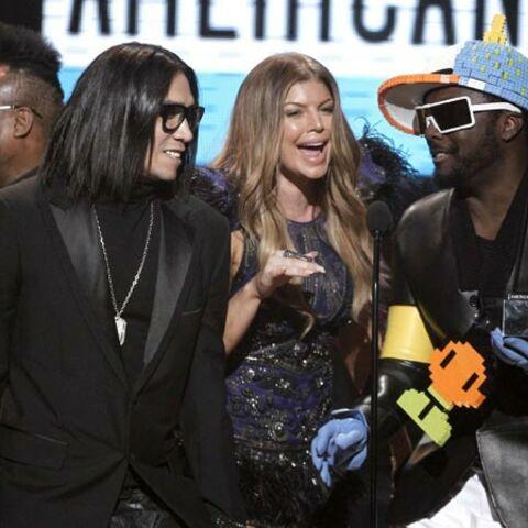 Vidéo- Les Black Eyed Peas en version cryptée