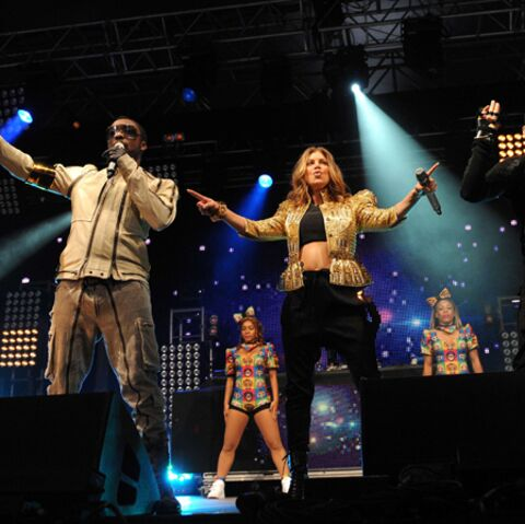 Les Black Eyed Peas superstars au Stade de France