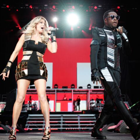 Les Black Eyed Peas ont eu le feeling au Stade de France