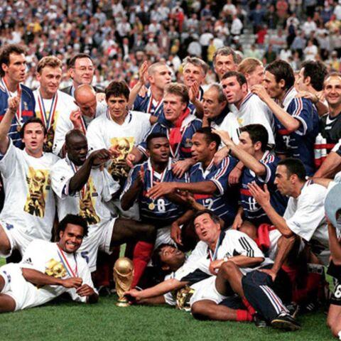 Les Champions du monde 98