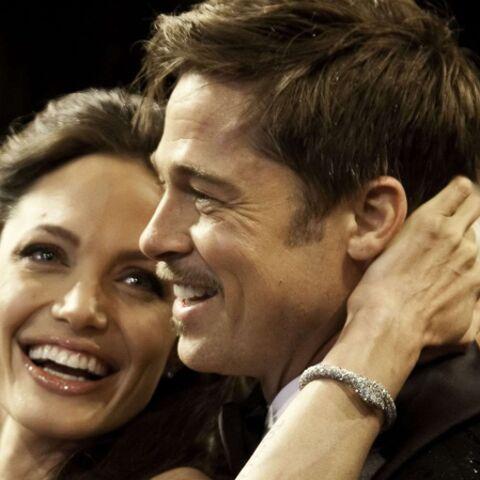 Brad Pitt et Angelina Jolie: fausse alerte!