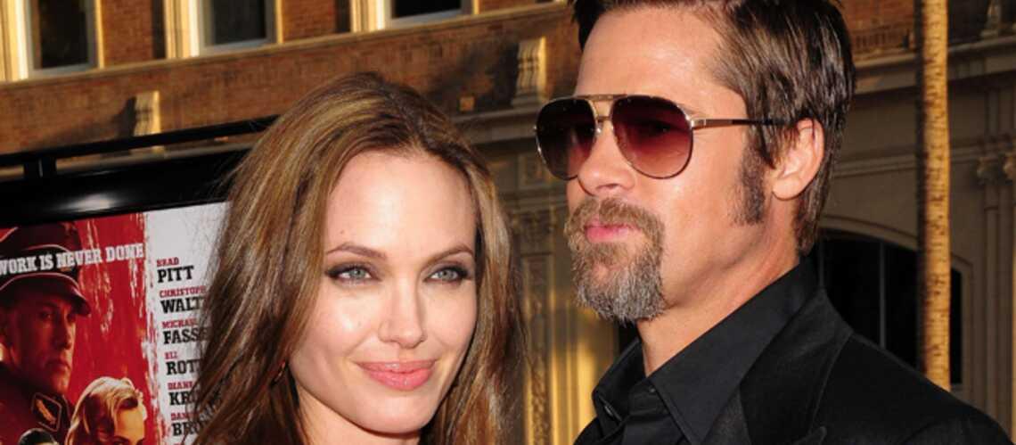 Brad Pitt et Angelina Jolie vont-ils enfin se passer la bague au doigt?