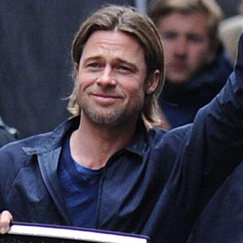 Brad Pitt sauveur de ces dames