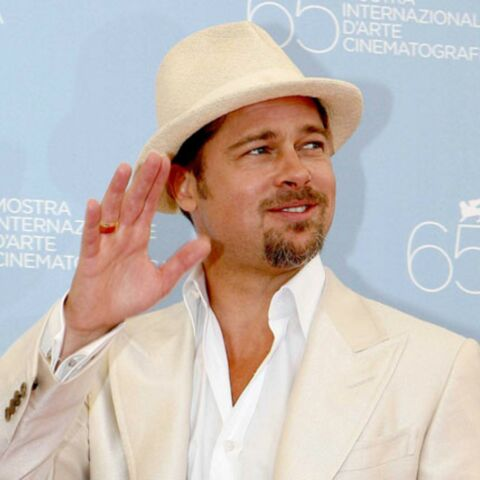 Brad Pitt soutient le mariage homosexuel