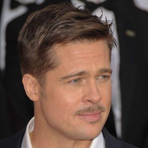 Brad Pitt en pince pour Natalie Portman
