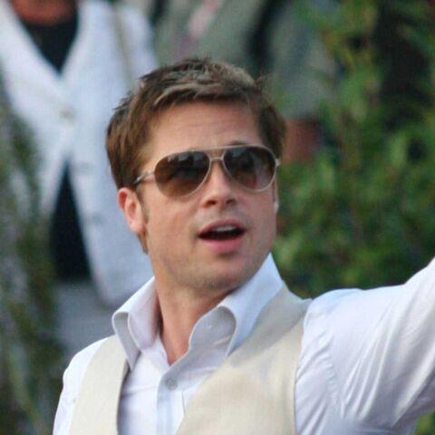 Brad Pitt est arrivé à Cannes… seul