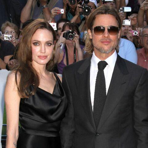 Brad Pitt et Angelina Jolie version commando