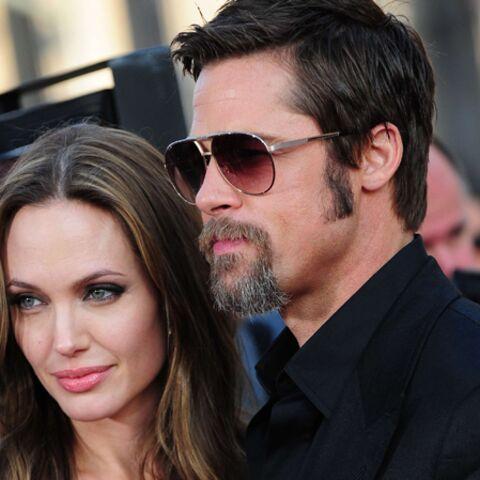 Angelina Jolie et Brad Pitt amoureux comme jamais?
