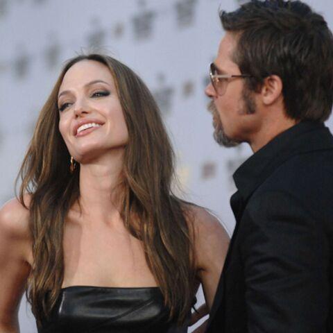 Angelina Jolie et Brad Pitt: la comédie du bonheur?