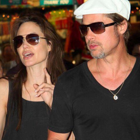 Angelina Jolie et Brad Pitt sortent de leur réserve en Namibie