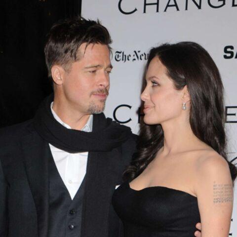 Brad Pitt a (enfin) demandé la main d'Angelina Jolie!
