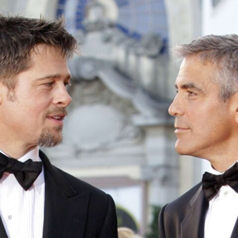 Brad Pitt, élu de George Clooney?