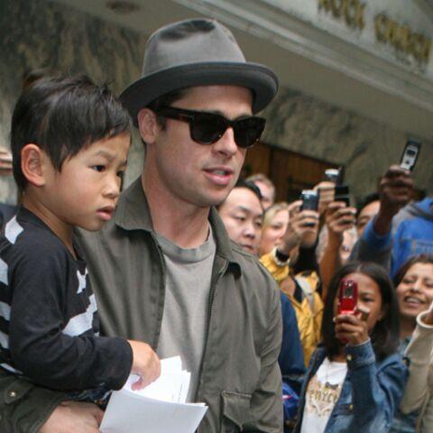 Brad Pitt, Hugh Jackman, Patrick Dempsey, Jude Law… Fashion papas