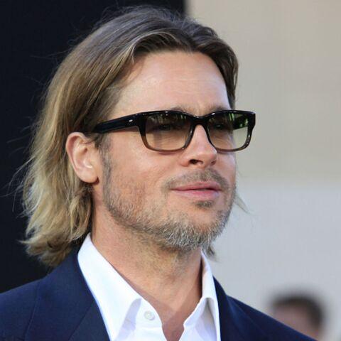 Brad Pitt dans un manga?