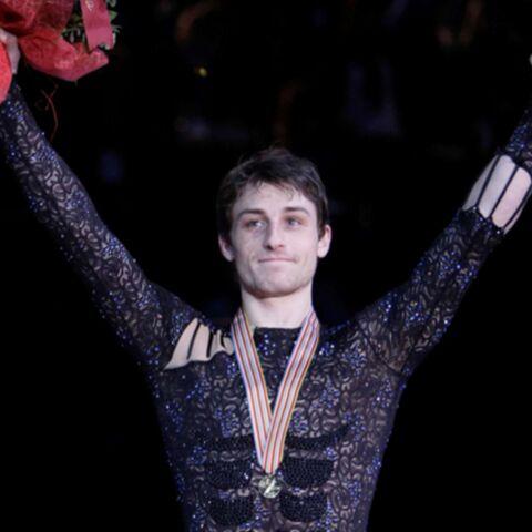 Brian Joubert: heureux en patinage, malheureux en amour