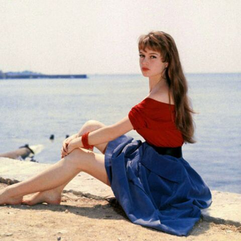 Brigitte Bardot, sous le soleil de Cannes