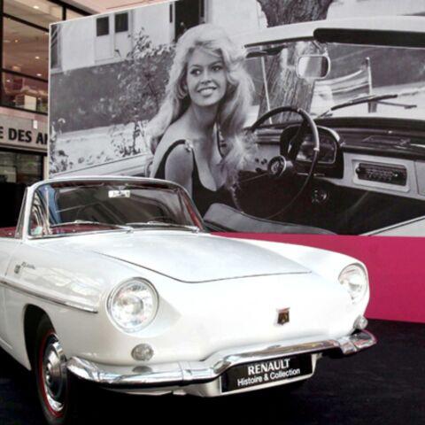 Brigitte Bardot fête ses 75 ans à Boulogne-Billancourt