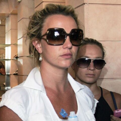 Britney Spears en nocturne avec ses fils