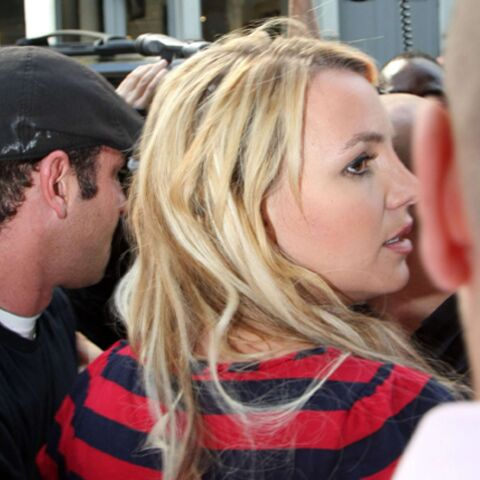 Sex-tape: Britney Spears veut empêcher le massacre