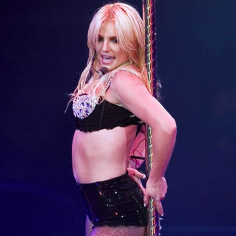 Britney Spears renoue avec le trash