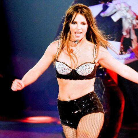 Britney Spears fait le yo-yo des kilos