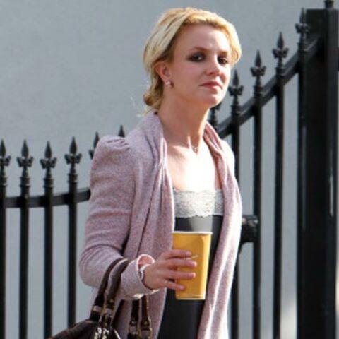 Britney Spears réinvente la femme fatale
