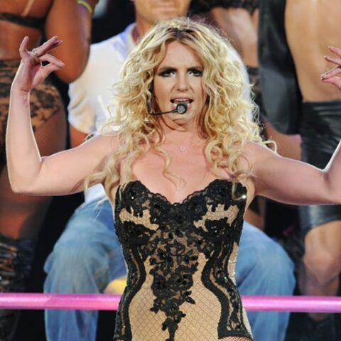 Britney Spears: appelez-la maîtresse