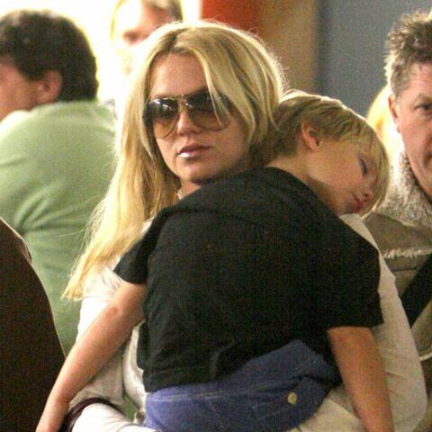 Les astuces de maman Britney Spears