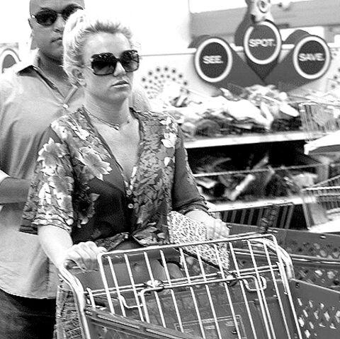 Britney Spears pique la CB de son chauffeur!