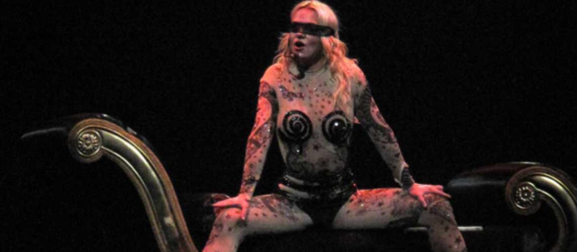 Britney Spears: Trois Bercy sinon rien!