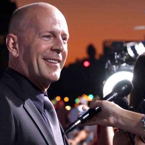 Bruce Willis spécule et s'épanche sur la bouteille