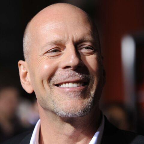 Bruce Willis: retraité à la peau lisse