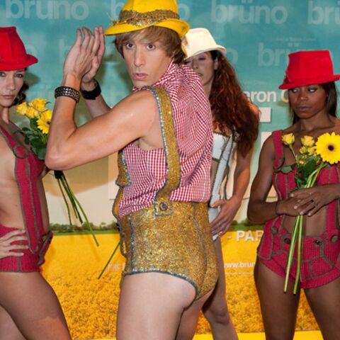 Sacha Baron Cohen, aux Shows-Elysées