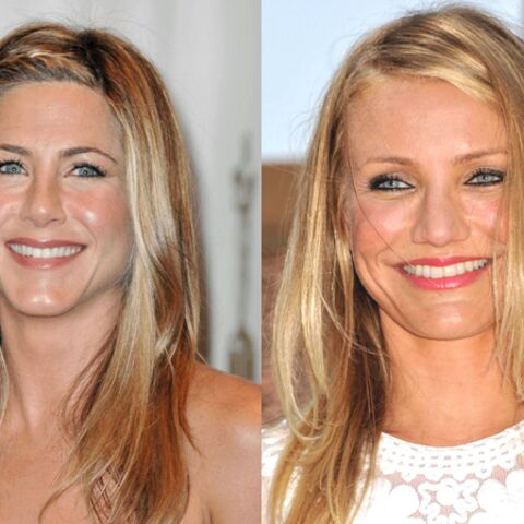 Cameron Diaz et Jennifer Aniston: mêmes amours, même combat?