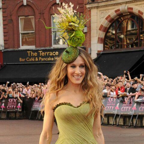 Les plus beaux looks de Sarah Jessica Parker