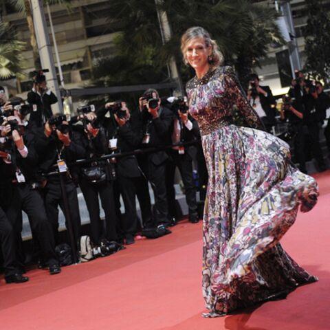 Sarah Jessica Parker éblouit Cannes