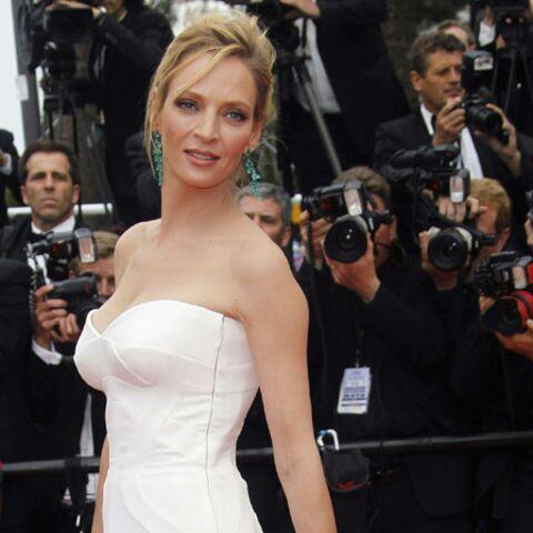 Uma Thurmann va jouer dans la nouvelle série de Spielberg