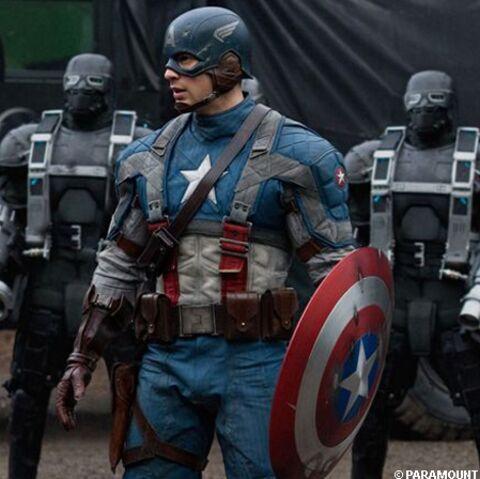 Trois pays changent le titre de Captain America